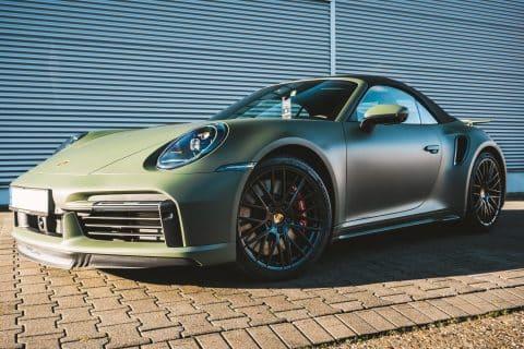 Premium Porsche Folierung  – Farb- und Lackschutzfolierung für Porsche Modelle