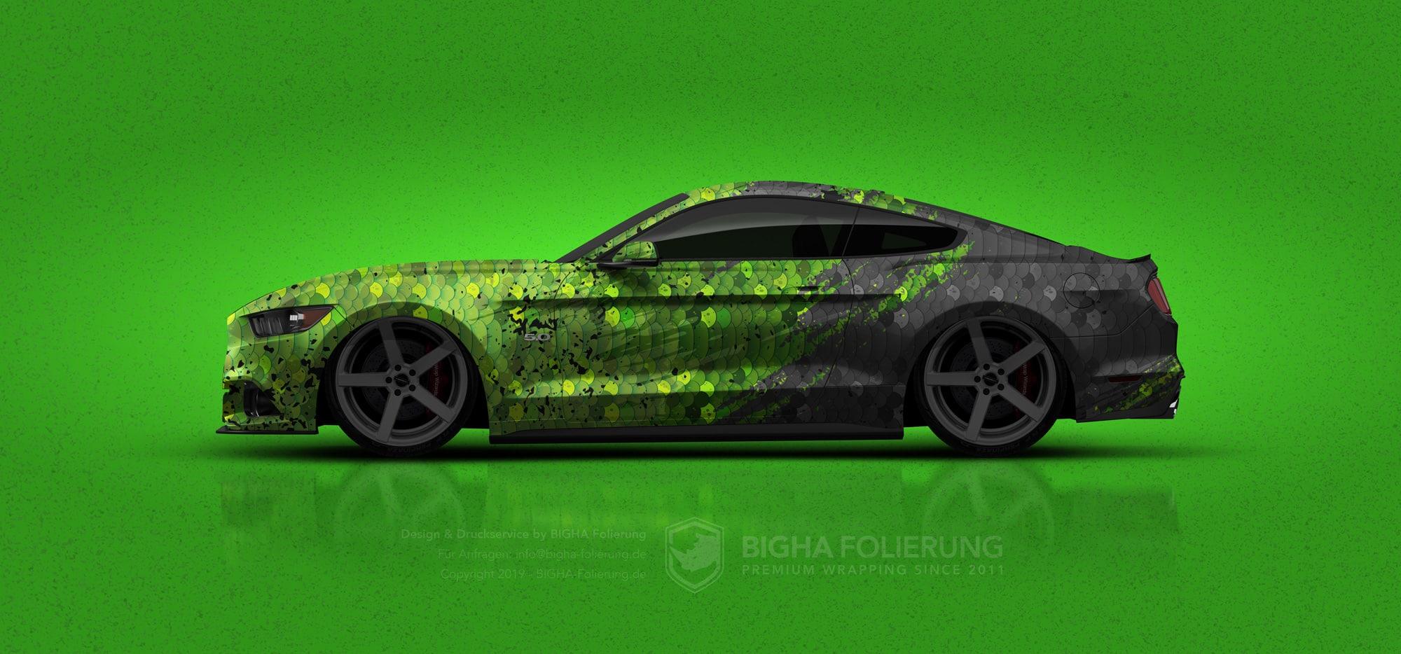 Design für Auto