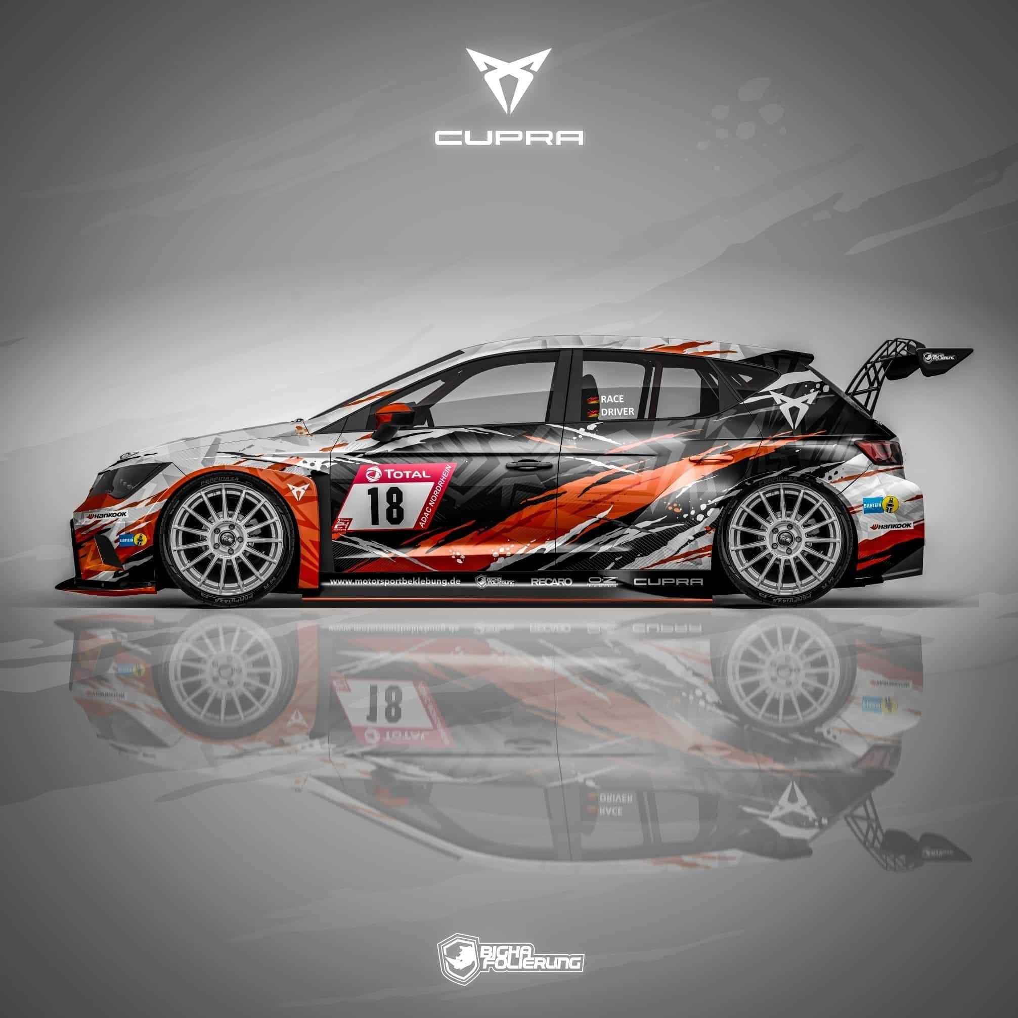 Seat Leon Cupra Design TCR