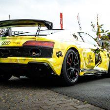 Audi R8 GT4 Felix von der Laden