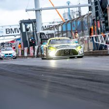 HRT AMG GT3 Bilstein Art-Car